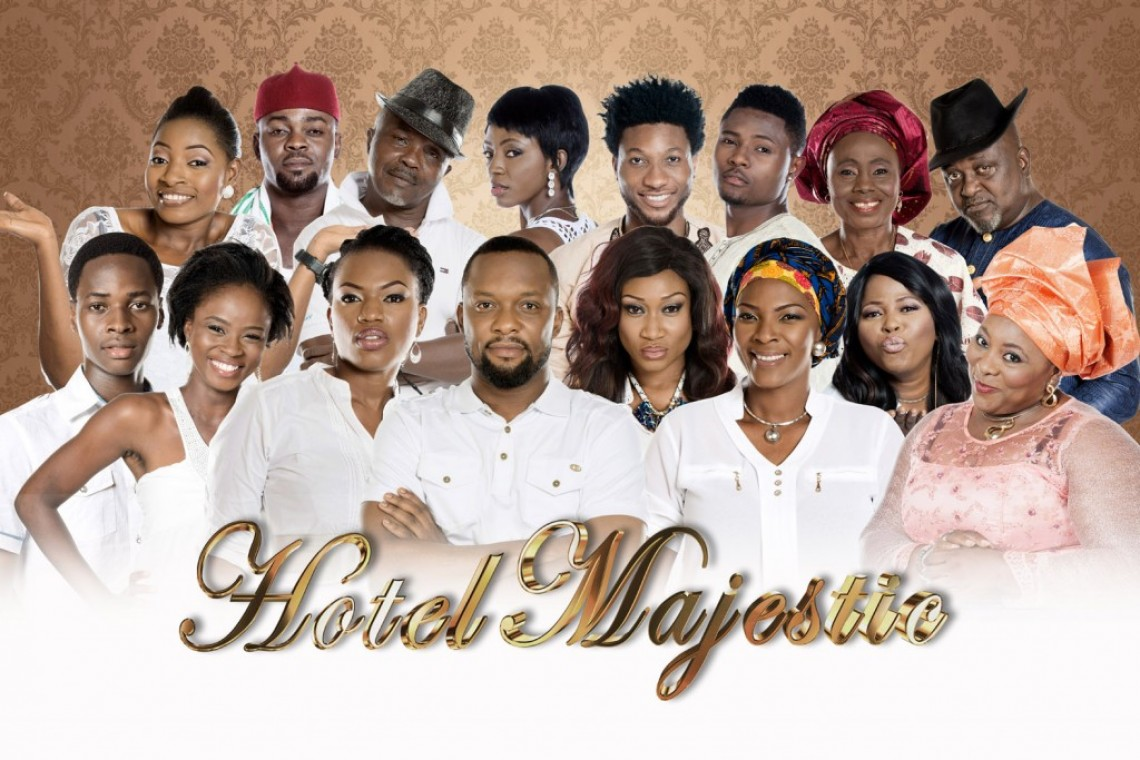 Africa Magic's HOTEL MAJESTIC TV Series 2014 (Click for More)