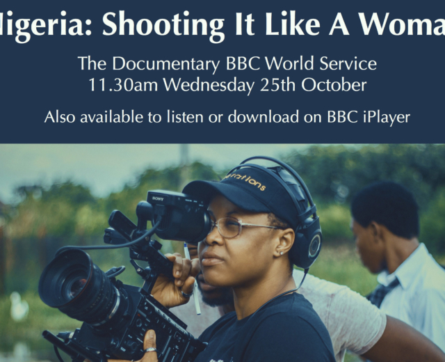 BBC'S SHOOTING IT LIKE A WOMAN Docu (Click to Listen)